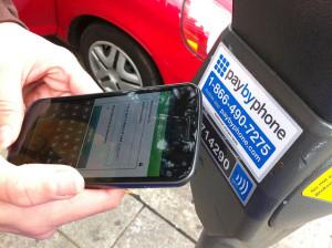 Bezahlung mit Smartphone